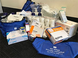 Mt Wilga Private Hospital donations