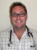Baringa Private Hospital specialist Shaun Clarke