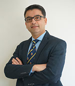 Greenslopes Private Hospital specialist Mahendra Meta