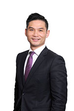 Joondalup Health Campus specialist Jonathan  Teoh