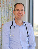Joondalup Health Campus specialist Paul Porter