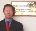 Linacre Private Hospital specialist Paul Sitzler