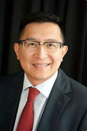 Westmead Private Hospital specialist Jake Lim