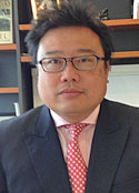 Waverley Private Hospital specialist Andrew Tang